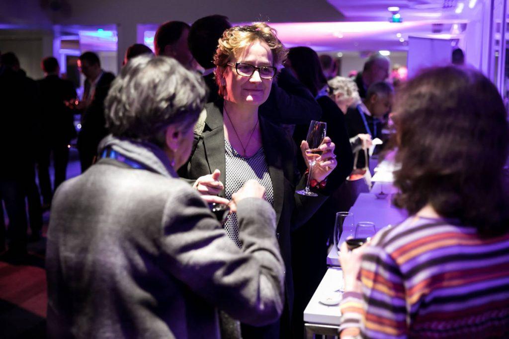 Le cocktail du Symposium 2019 Les 3 Sphères