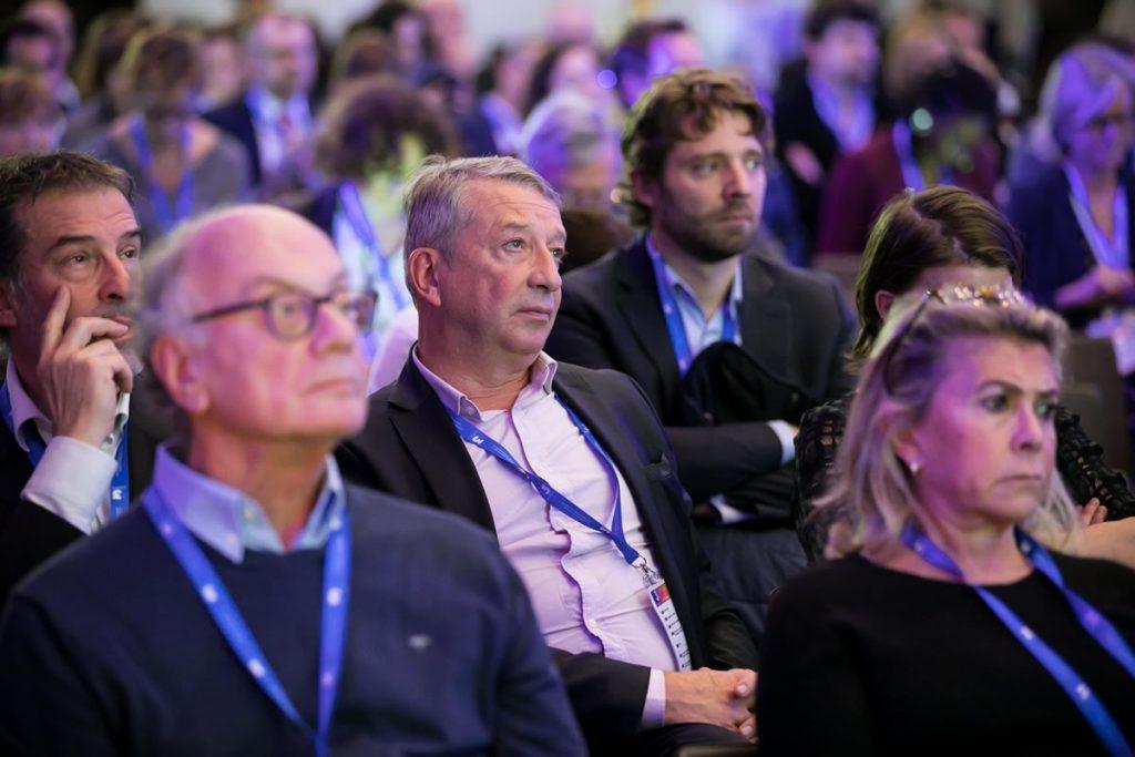 Le public du Symposium 2019 Les 3 Sphères